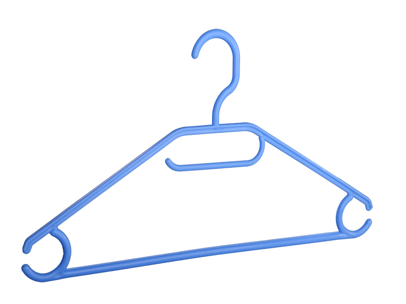 shirt hangers with Notches and Necktie hole