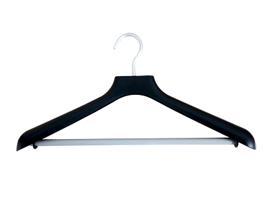 Women's Suit hangers with a bar