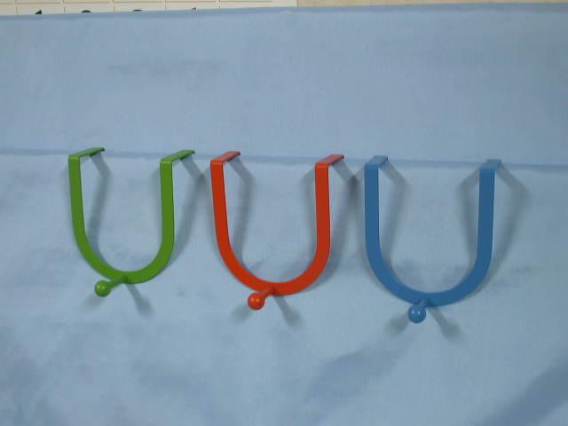 Colorful Over Door Hangers with