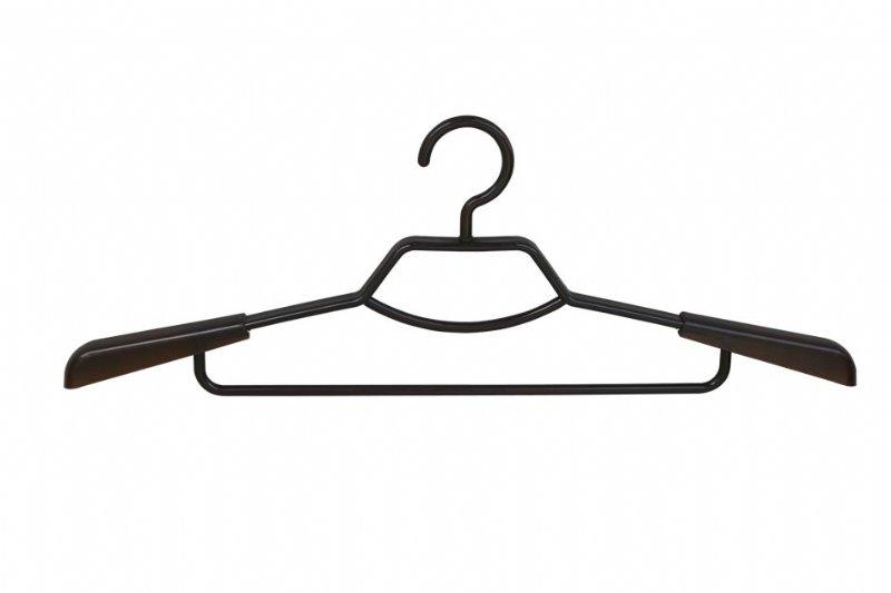 Jacket hangers with big shoulders