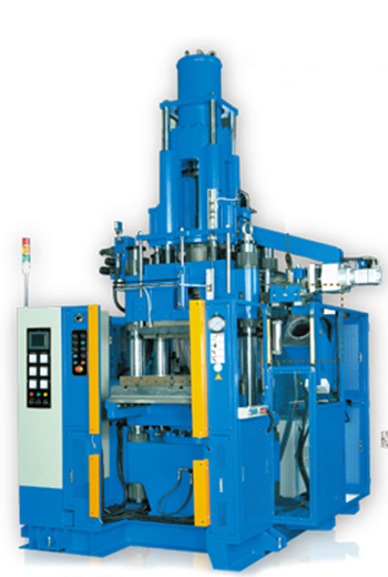 Vertical Rubber Injection Molding Machine(F.I.L.O.-with Silicone Stuffer)