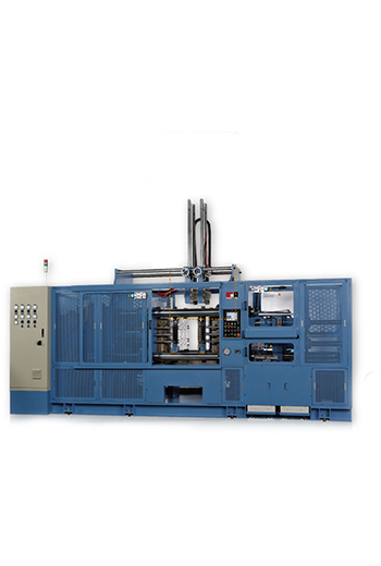 Horizontal Rubber Injection Molding Machine(F.I.F.O.)