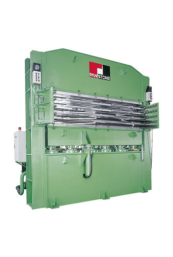 Large-Sized Multi-Plate Vulcanizing Machine