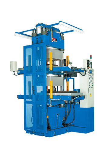 Vacuum Compression Molding Machine (Double Vacuum CHamber)