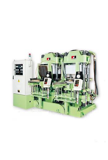 Vacuum Type Compression Molding Machine(Column Type)