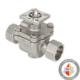 Direct Mount Top-Entry Ball Valve