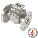 Direct Mount Top-Entry Flanged Ball Valve