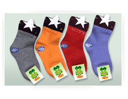 Star Kids Socks