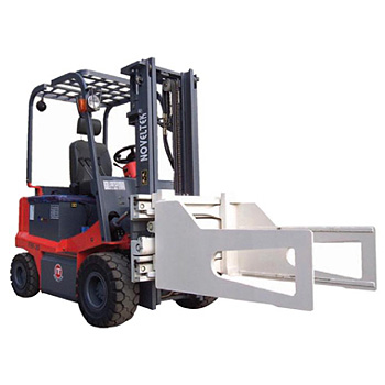 Advanced Electric Forklift Truck(Load:1.5Tons/2Tons/2.5Tons + Bale Clamp