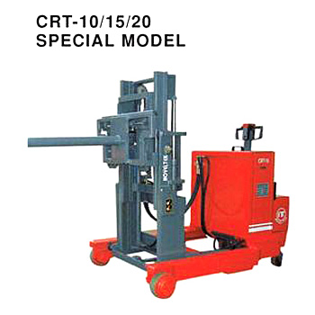 Tire Mold Machine /ITire Mold Machine(Load: 1 Ton / 1.5 Tons)CRT-10/15+SPECIAL MODEL