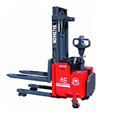Advanced Powered Pallet Stacker (AC System)(Load:1 Ton /1.5 Tons /1.8 Tons /2 Tons )