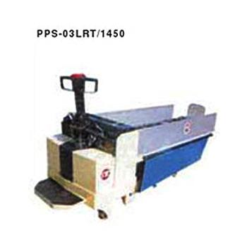 Electric hydraulic lift truck + electric scroll wheel PPS-03LRT/1450