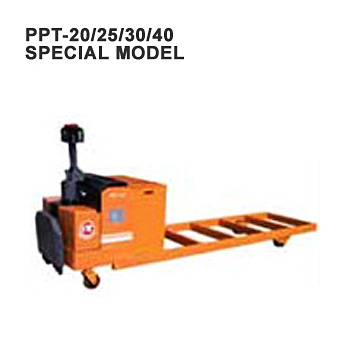 Electric Pallet Truck (Load: 2Tons / 2.5Tons / 3Tons t / 4 Tons ) PPT-20/25/30/40 Special Model