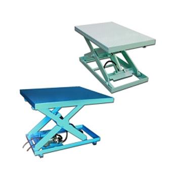 Electric Lift Platform(Table) One type Single-cylinder(Load:500~1000kg)ELT-106LA~112SA