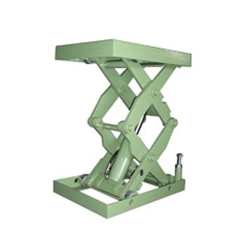 Electric Lift Platform(Table)Type Single-cylinder 2-stage (Load: 500 ~ 2000kg)ELT-205SA~212SA