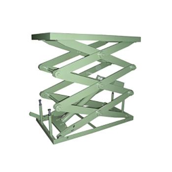 Electric Lift Platform(Table) Three-stage Single-cylinder(Load:500~2000kg)ELT-305SA~308SA