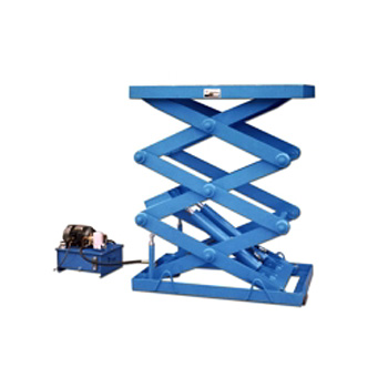 Electric lift platform(Table) Three-stage 2-cylinder(Load:1000~3000kg)ELT-307DA~312DA