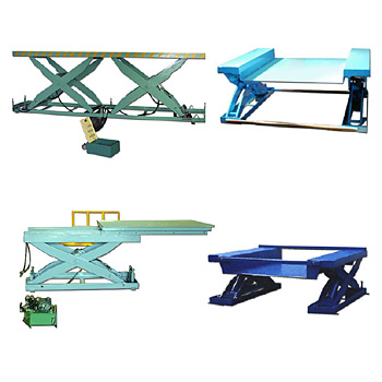 Special hydraulic lifting platform ELT-Special Type