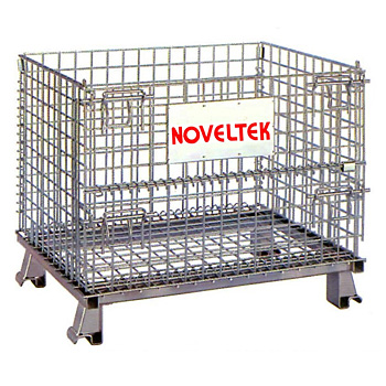 Simple type Warehouse cage (L800x W500 xH520 mm)