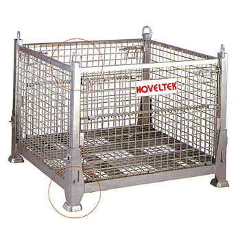 Hanging Storage Cage (L1,220x W1,060 xH965 mm)
