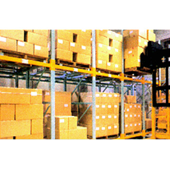 Push back racking systems PB