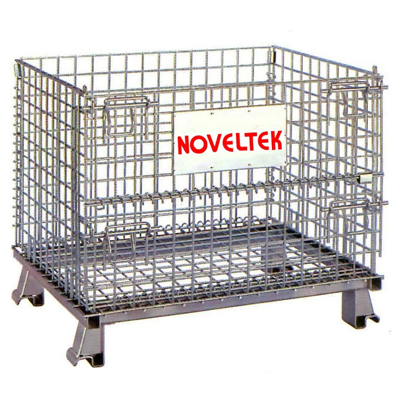 Warehouse cage L1200 × W1000 × H900 mm Load: 1500