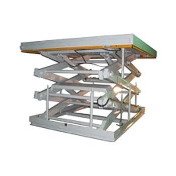 Electric lift platform(Table) Three-stage Composite cylinder(Load:1000~3000kg)ELT-309TA~315FA