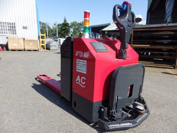 Advanced Powered Pallet Truck-Auto Guided Vehicle