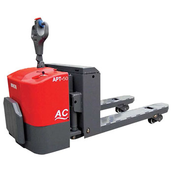 ADVANCED POWERED PALLET TRUCK (AC SYSTEM)(5.0 TONS)(HEAVY DUTY)
