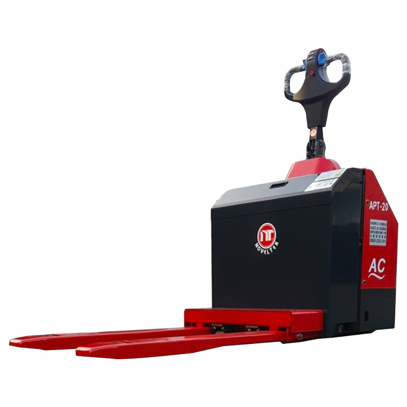 Floating Fork Pallet Truck