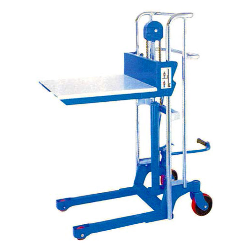 MANUAL PALLET STACKER (400KG)