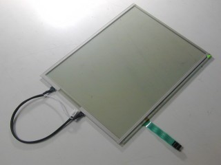 ITO Heater  + Touch panel