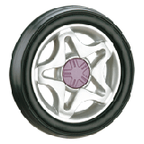 """7"""" EVA Wheel"""