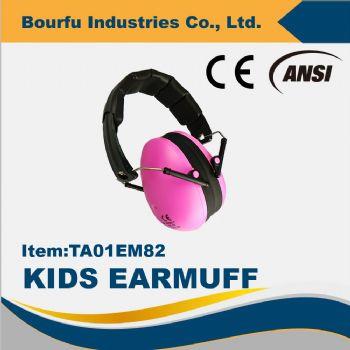 Sound Proof Ear Protection Kids Earmuff