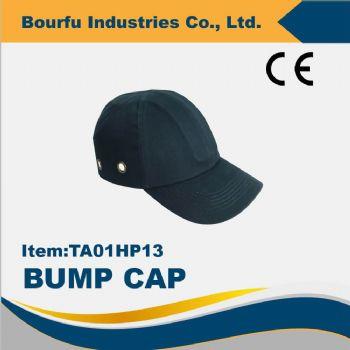 Popular Mens Dark Blue Cotton Head Protection Work Caps