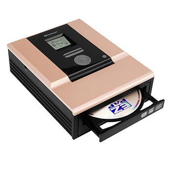 Desktop M-Disc Supported DVD Burner with No Computer Needed