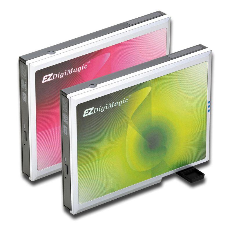Slim Type External DVD Burner
