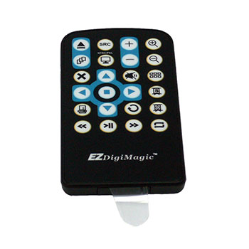 IR Remote Control for DM220 & DM550 Series
