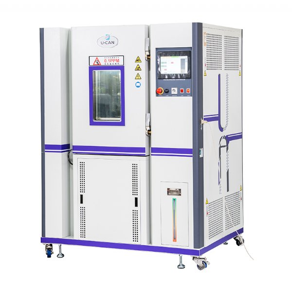 Comprehensive environmental testing machine