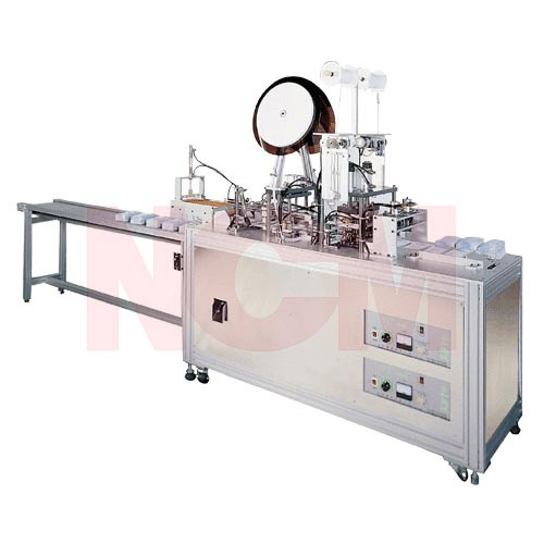 Head-Loop Mask Sealing Machine