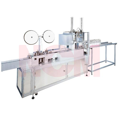 Tie-on Mask Sealing & Packing Machine