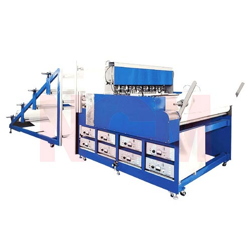Ultrasonic Quilting Machine/Ultrasonic Bonding Machine