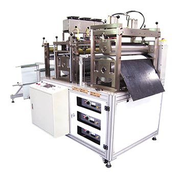 Tie On High Shoe Cover Making Machine