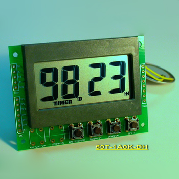 Day and Hour Countdown Timer Module