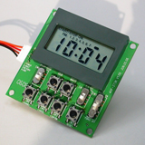 7-channel Programmable Daily ON/OFF Time Switch Module