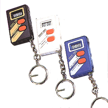 key chain timer/ parking timer