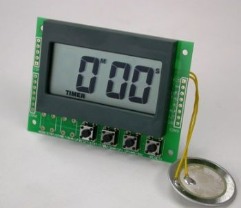 99 minutes 59 Seconds Countdown Timer Module