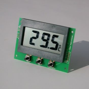 Thermometer Clock Module