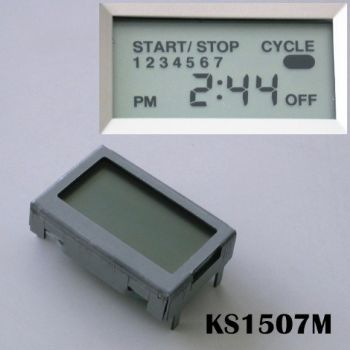 7-Channels AC Power On/Off Time Switch Module
