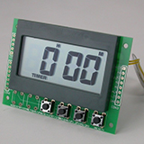 Hours and Minutes Countdown Timer Module